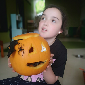 twigs autism friendly Halloween camp